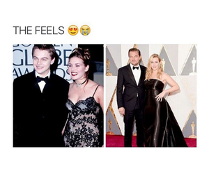 couple, kate winslet, and leonardo dicaprio image