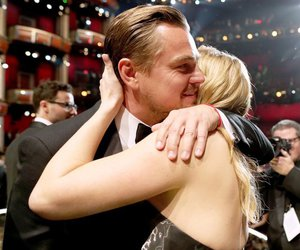 hug, oscars, and kate winslet image