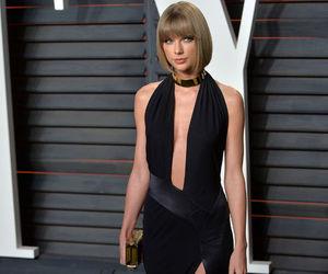 Taylor Swift and oscar image
