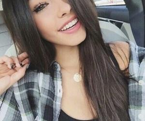 girl, madison beer, and smile image