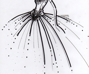 drawing and dress image