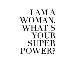 woman, quotes, and power image
