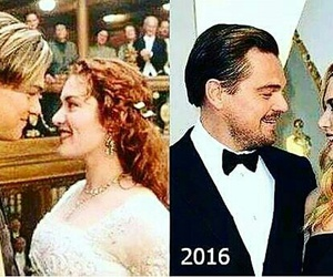 oscar, kate winslet, and titanic image