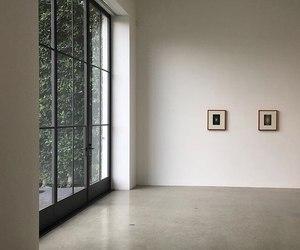 beige, girl, and modern image