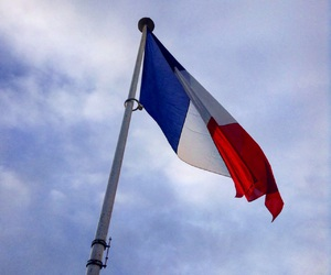 france, french, and drapeau image