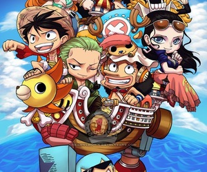 one piece, anime, and manga image