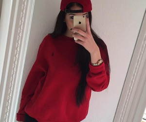 clothes, snapback, and fashion image
