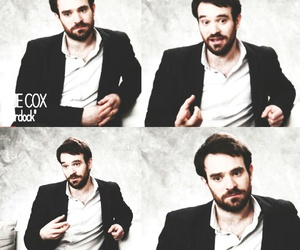 handsome, man, and charlie cox image