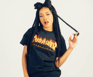 keke palmer and melanin image
