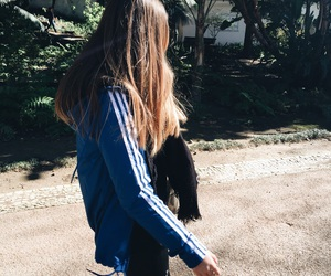 adidas, girl, and teenager image