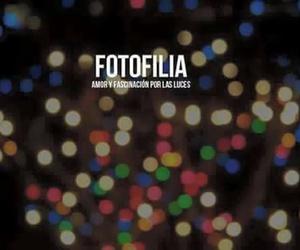 light and fotofilia image