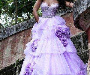 2016 prom dress and floral ball gown2016 image