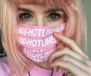 pink, pale, and charlie barker image