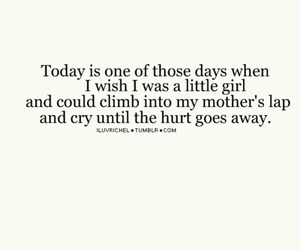 cry, quotes, and hurt image