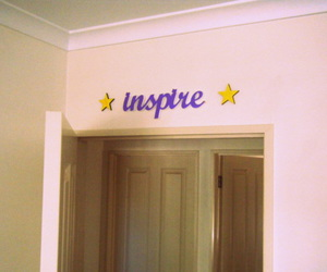 decor, door, and inspire image