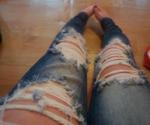 jeans, fashion, and photography image