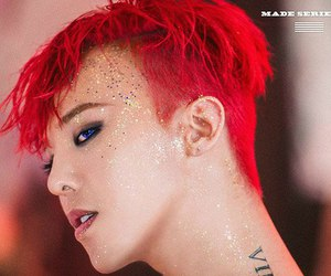 fashion, kpop, and g-dragon image