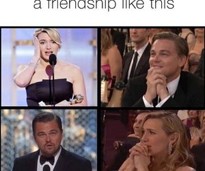 friendship, kate winslet, and oscars image