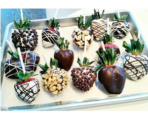 dessert, sweets, and chocolate image