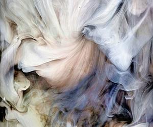 art, smoke, and grunge image