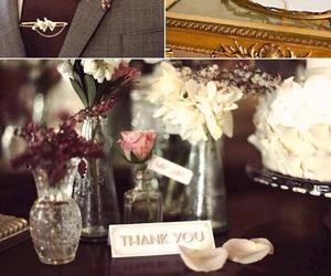 wedding and vintage image
