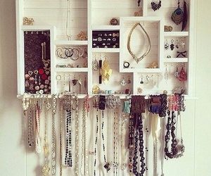 necklace, accessories, and diy image