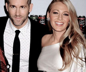 blake lively, blonde hair, and couple image