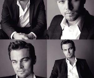 leonardo dicaprio, handsome, and Leo image