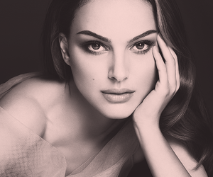 natalie portman, dior, and beauty image