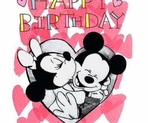disney, birthday, and happy birthday image
