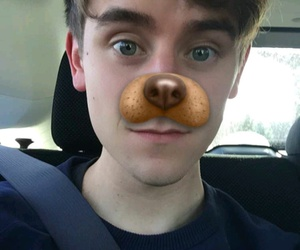 puppy, connor franta, and youtuber image