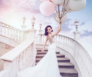 beautiful, princess, and glamour image