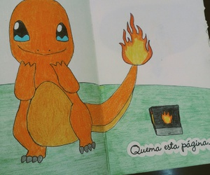 pokemon, wreck this journal, and destroza este diario image