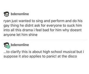 funny, HSM, and jokes image