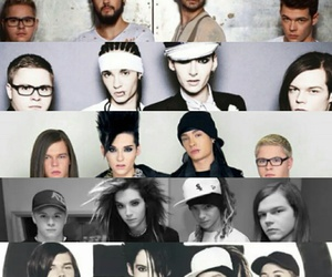 aliens, bill kaulitz, and tokio hotel image