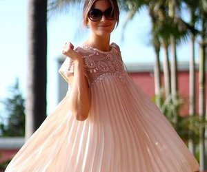 colors, dress, and fashion image