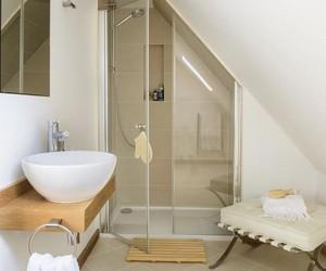 bathroom ideas, bathroom idea, and bathroom decor ideas image