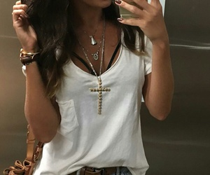 accessories, fashionista, and girl image