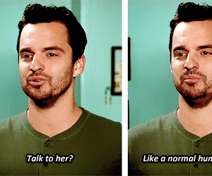 new girl and nick miller image