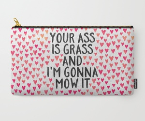 pouch, love, and typography image