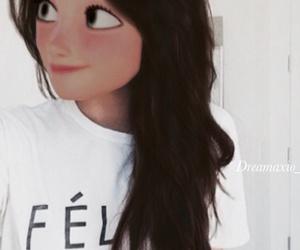 disney, frozen, and girl image