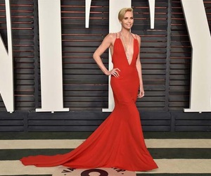 Charlize Theron and oscars 2016 image