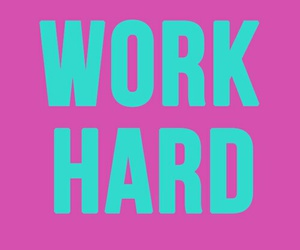 quotes, pink, and work image