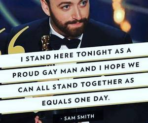 gay and sam smith image