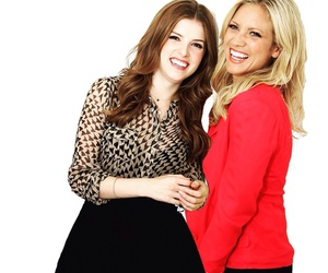 anna kendrick and brittany snow image