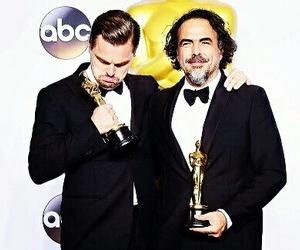 Academy Awards, leonardo dicaprio, and oscar image