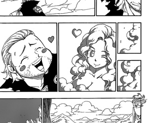 happy, fairy tail, and gildarts image
