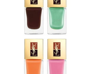2012, YSL, and nailpolish image