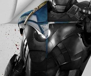 iron man, team cap, and robert downey jr image