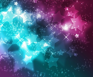 space, more colors, and colorful stars image